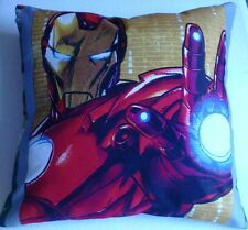 Marvel Comics Super Hero Avengers Iron Man cushion cover/pillow case 12x12 inch