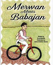 MERWAN MEETS BABAJAN  A Children's book about Meher Baba