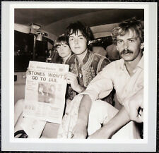 THE BEATLES POSTER PAGE . 1967 PAUL MCCARTNEY & ROLLING STONES NEWSPAPER . H93