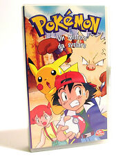 POKEMON VOL. 9 - UN MISTERO DA SVELARE  - BIM BUM BAM VIDEO 1999 - VHS