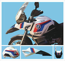 BMW R 1150 GS ADVENTURE  Paris Dakar - adesivi/adhesives/stickers/decal