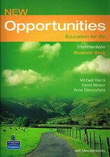 Longman NEW OPPORTUNITIES Intermediate STUDENTS' BOOK with Mini-Dictionary @NEW@