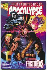 Tales From The Age Of Apocalypse Factor X Sinister Bloodlines GN 1997 NM