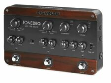 Fishman Tonedeq AFX Preamp, EQ, and DI Performance Acoustic Guitar Effects Pedal