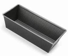 "Norpro 10"" Nonstick Heavy Gauge Corrugated Steel Bread Meatloaf Cake Baking Pan"