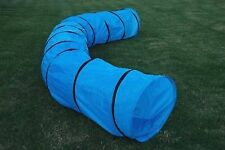 HDP 18 Ft Dog Agility Training Open Tunnel