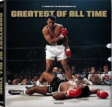 NEW Greatest of All Time: A Tribute to Muhammad Ali by Benedikt Taschen Hardcove