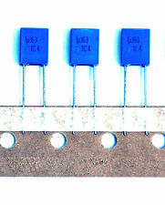 50pc EPCOS Metallized Polyester MKT Boxed Capacitor 1uF 63V J ±5% B32529C