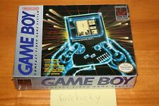 Original Nintendo Game Boy Console w/Tetris - NEW SEALED H-SEAM RARE LAUNCH UNIT
