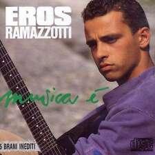 Musica E' - Eros Ramazzotti CD DDD