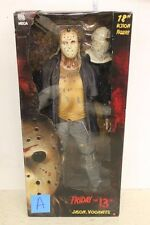 "Neca Friday the 13th ""Jason Voorhees"" 18in Figure in box A"