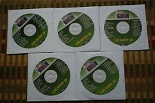 5 CDG DISCS CLASSIC COUNTRY KARAOKE LOT MAESTRO TRICK PONY CD+G OOP OUT OF PRINT