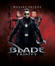 Blade: Trinity Steel Book specification Japan Blu-ray New