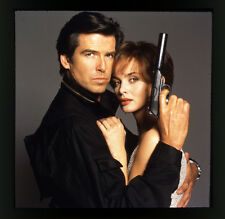 GOLDENEYE PIERCE BROSNAN IZABELLA SCORUPCO JAMES BOND RARE PHOTO TRANSPARENCY