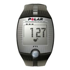 Orologio POLAR FT1 black cardiofrequenzimetro fitness 90051026
