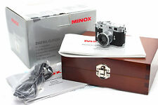 Minox digital Classic CAMERA Leica m3 con holzschatulle