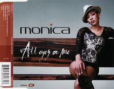 Monica ‎Maxi CD All Eyez On Me - Europe (M/M)