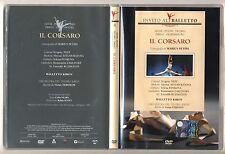 Dvd Invito al Balletto 8 IL CORSARO Adam Pugni Delibes Marius Petipa Neff Kirov