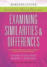 Examining Similarities and Differences : Classroom Techniques to Help...