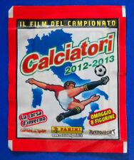 BUSTINA SPECIALE FIGURINE CALCIATORI PANINI 2012/13 - V1-V8 - LA CORSA D'INVERNO