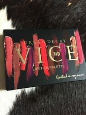 URBAN DECAY VICE Blackmail Lipstick Palette BRAND NEW! Cheapest Buyitnow On EBAY