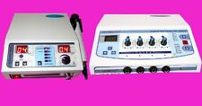 Combo Physiotherapy  Electronic Stimulator Ultrasound Therapy Electrotherapy@#HJ