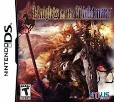 *NEW* Knights in the Nightmare (Music CD Within) - Nintendo DS