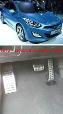 For 2011 + HYUNDAI i30 ELANTRA GT ALUMINUM AUTO SPORTS PEDAL 1 SET GENUINE PARTS