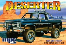 AMT MPC 1984 GMC 4X4 PICKUP 1/25 Model Car Mountain Fs In Stock