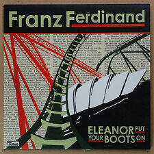 "FRANZ FERDINAND - Eleanor put your your boots on ***7""-Vinyl***NEW***Part1***"