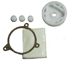 87-92 Firebird  Headlight Motor Gear Rebuild Kit-1Gears,3 Bushing,Gasket&Grease