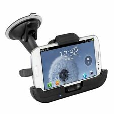 iBOLT Hands-free Vehicle Charging Holder / Dock for Samsung Galaxy S3 S III