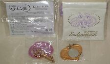 Sailor Moon Exhibition Official L/E Space Time Key Small Lady set Chibi New
