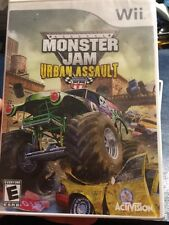 Brand New Monster Jam Urban Assault - Nintendo Wii