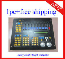 1pc Hot And New Sunny DMX512 Light Controller For Stage Light Free Shipping
