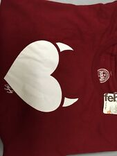 "Limited Edition Deep Red ""I Lust You"" Valentine T-shirt Extra Large (XL)"
