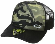 Oakley Men's Sublimated Foam Trucker Hat Cap - Olive Camo