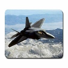 F22 Raptor fighter plane Large Mousepad mouse pad Great Gift Idea