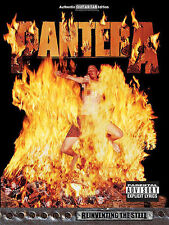 Pantera Reinventing The Steel Authentic Guitar Tab Book NEW!