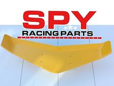 Spy 250/350 F1-A (Rear Spoiler Yellow ) Road legal Quad Bike Parts, Spy Racing