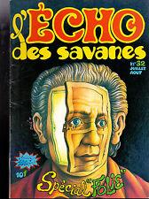 REVUE L'ECHO DES SAVANES N°32 JUILLET AOUT 1977