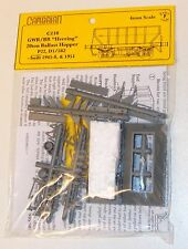 Cambrian C110. GWR/BR 'Herring' 20Ton Ballast Hopper Kit - New (00) Plastic Kit