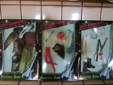 BRAND NEW  LOT OF 3 BARBIE REUNION TOUR FASHIONS-2010 CONVENTION:  NRFB