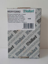 VAILLANT ECOTEC PLUS 824 831 837 937 DIVERTER VALVE with adaptor wire 0020132682