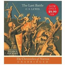 Chronicles of Narnia: The Last Battle 7 by C. S. Lewis (2013, CD, Unabridged)
