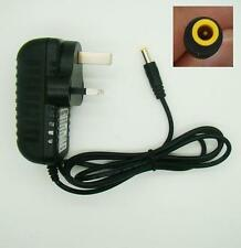 UK 12V Power Supply Adapter Charger For Casio Keyboard AT-3 AT-5 CDP-120 CDP-130