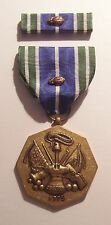 U.S. Army Achievement Military Medal & RIBBON with Bronze Oak Leaf Cluster