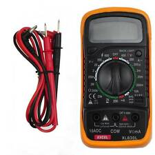 Multimetro digitale digital Multimeter Transistor tester in Electrical XL830L