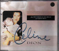 Celine Dion-Because You Loved Me cd maxi single