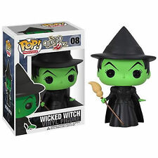 FUNKO POP MOVIES THE WIZARD OF OZ WICKED WITCH #08 Sealed MIMB IN STOCK